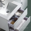 Latest wall mounted MDF Bathroom Vanity