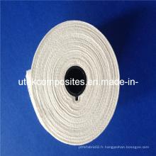 Épaisseur 0.12mm Largeur Ruban en fibre de verre 40mm pour moteur électrique