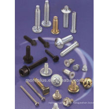 Standard Non-Standard customized shaft according to drawing Custom OEM Screws CUSTOMIZE SPECIAL SCREWS BOLTS FASTENERS
