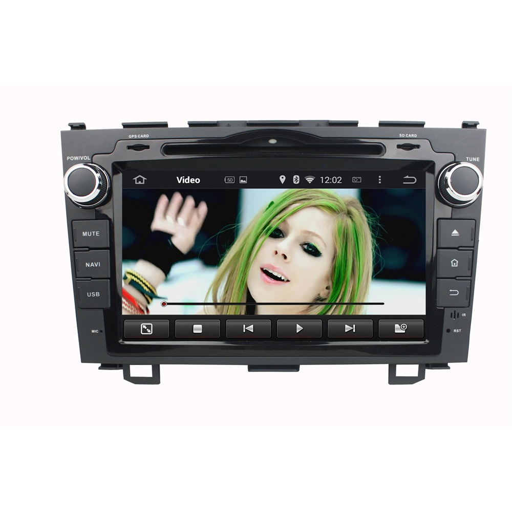 CRV 2006-2011 dvd player for Honda