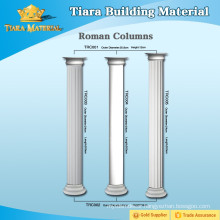 Decorative PU roman column for interior design