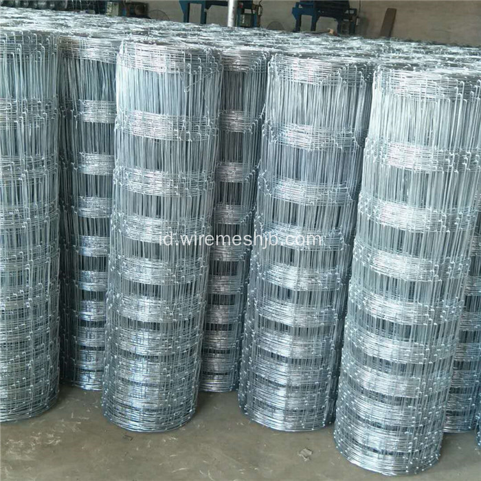 Hot-dip Galvanized Farm And Field Fence