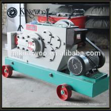 Machine de coupeur de barre en acier à grande vitesse d'usine