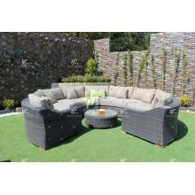 ALAND COLLECTION - Best Selling Spezielle Design Resin Rattan Sofa C Für Outdoor-Nutzung oder Wohnzimmer Wicker Möbel