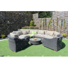 ALAND COLLECTION - Best Selling Special Design Resin Rattan Sofa C For Outdoor Use or Living Room Wicker Furniture