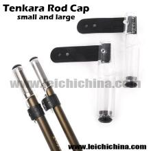 Großhandel Fliegenfischen Kunststoff Tenkara Stahl Rod Endkappe
