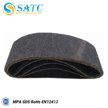 Hot selling factory outlet sanding belt for sander for hard wood About