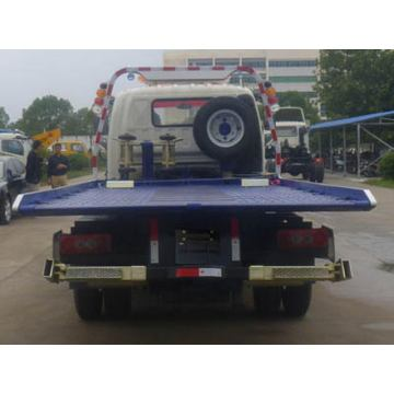 FOTON Aumark Flat Two-in-one Wrecker Towing Truck