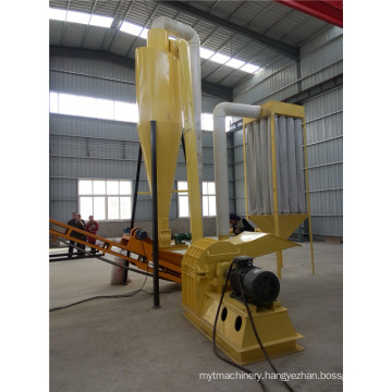 Sawdust, Straw, Pellet Production Line