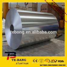 Base d'aluminium matière première usine de papier d'aluminium pour fabrication différente fabrication prix compétitif et qualité