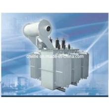 Transformador de energía de inmersión transformador de distribución de energía de la planta 20kv 11kv 35kv