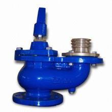 BS750 Standard en la habitación de hidrante de incendio