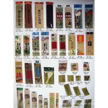 Produits en bambou en gros