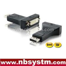 DP a DVI adaptador wIC (DP macho a DVI hembra)