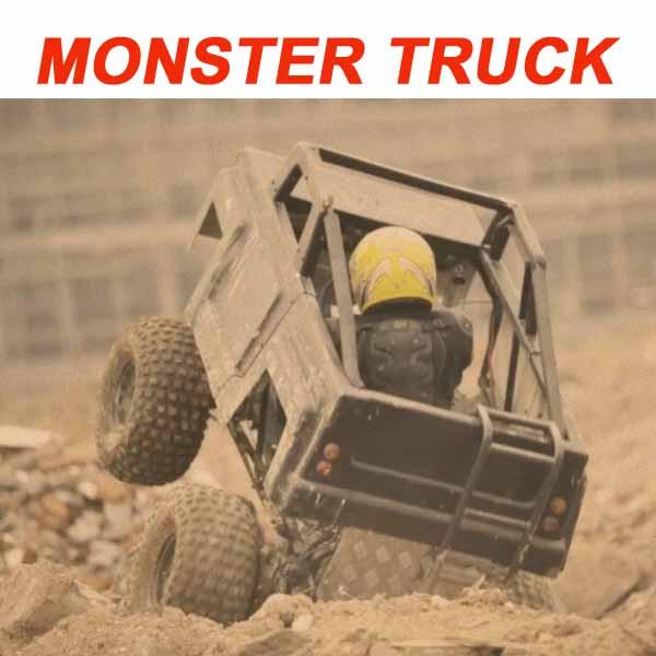 Bode New Monster Go kart
