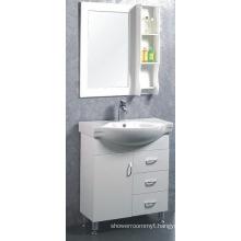 MDF Simple Bathroom Cabinet Furniture (C-6303)