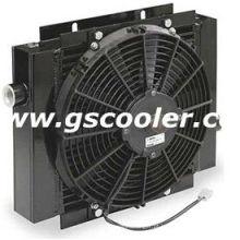 Refrigerador de óleo hidráulico com motor 12V