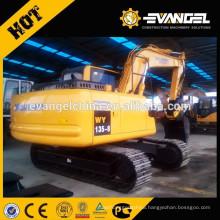 12 Ton Digging Machine YUGONG Excavator WY135-8