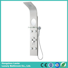 European Style Stainless Steel Massage Shower Panel (LT-G891)