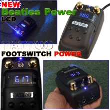 New Design Bettles Tattoo Power Supply