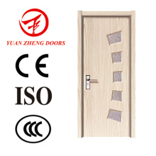 Modern Wooden Door Cheap Wood Door with Door Lock