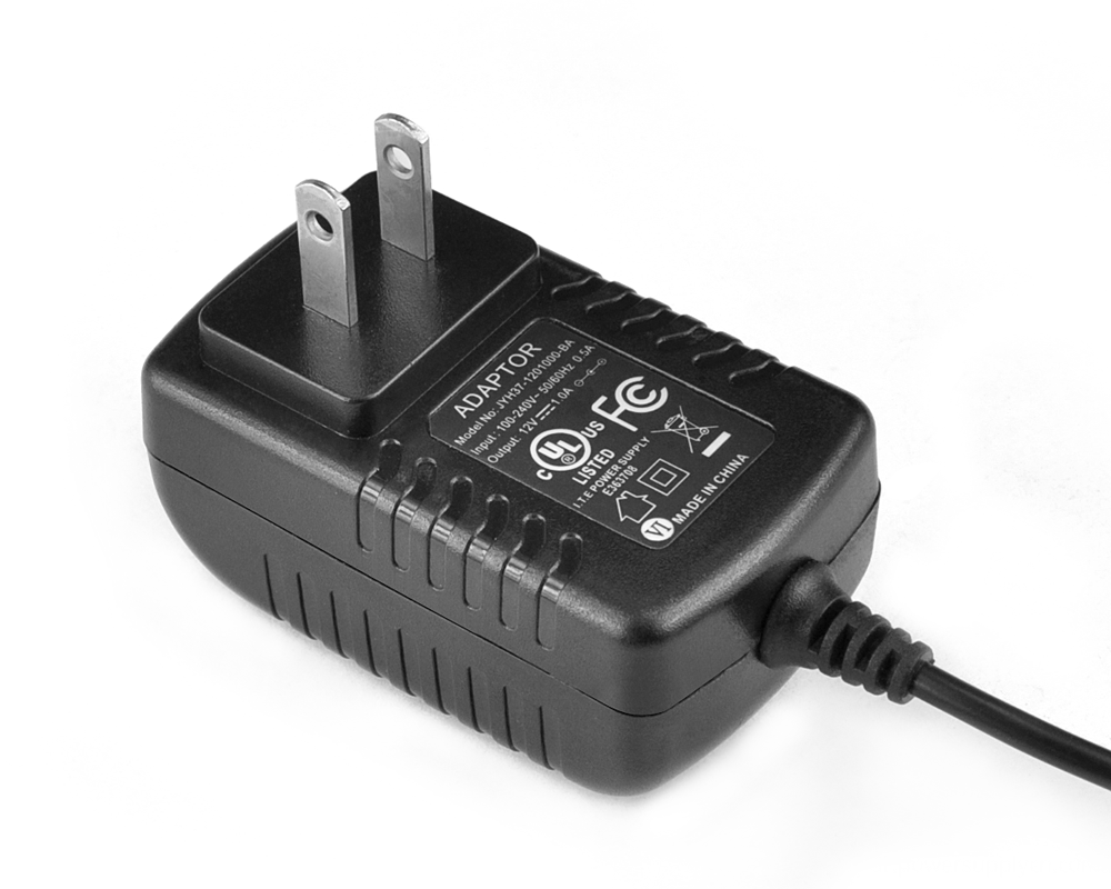 20V AC DC Switching Power Adapter US Plug