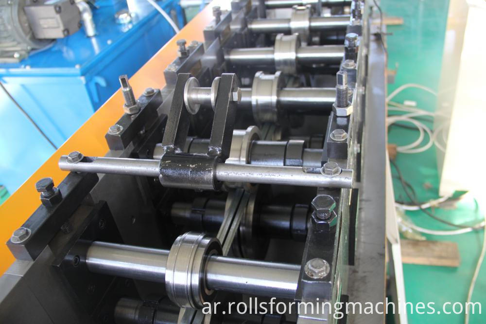 Ceiling Tee bar roll forming machine