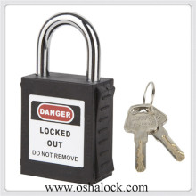 Mini Shackle Safety Padlock