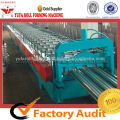 Popular Design YF720 Floor Deck Metal Sheet Roll Forming Machine