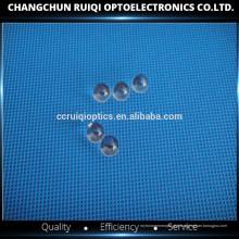 lentille boule en verre optique pour led