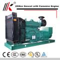 Generador diesel silencioso militar de 300kva 300kva del generador diesel silencioso 300kva de 300kva del poder diesel de Yangke Power 250kw