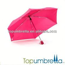 21 polegadas clássico forte 3 vezes auto aberto / fechar guarda-chuva