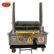 Enduit automatique de machine de plâtre de ciment de nouvelle technologie