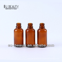 glass essential oil bottle with droppers