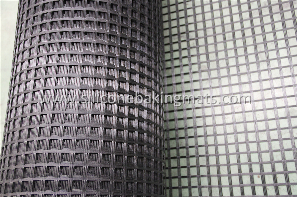 Pet Geo Grid Pvc Coated