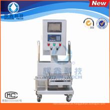 Máquina de verificação de peso on-line