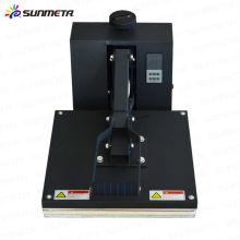 Preço baixo t camisa calor imprensa máquina sublimação calor imprensa 38 * 38 --- fabricante