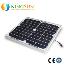10W Small Size Mono-Crystalline Solar Panel/Mono Solar Panel/Solar Module