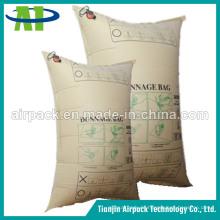 Kraftpapier Dunnage Air Bag für Container Space