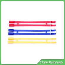 Sceau de sécurité (JY210), joints de câble, joints en plastique