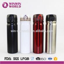 Botella promocional del deporte del acero inoxidable del doble de la pared del regalo promocional del día de madre