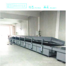 Forno infravermelho do secador de Ray TM-IR900 para o papel
