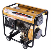 CE 4.5KW Widely-used home use diesel generators WH5500DG