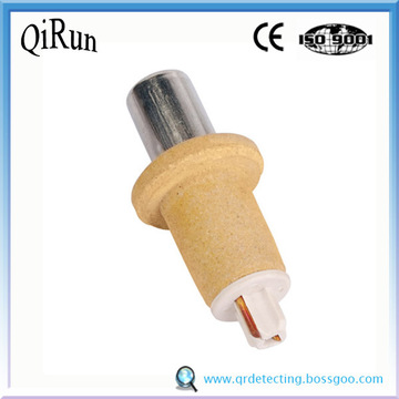 Platinum and Rhodium Expendable Thermocouple