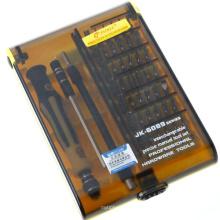 Precision 45 in 1 Herramientas de reparación de destornillador de hardware de Torx hardware electrónico profesional conjunto manual intercambiable Jackly Jk-6089c