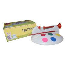 easter jumping diy paint plástico Pascua huevos para colorear