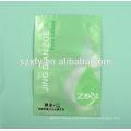 Personalizado impresso folha de alumínio plástico facial máscara pacote saco