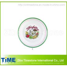 "Placa de pizza con etiqueta completa de 12 ""(TM0508)"