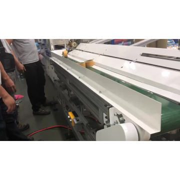 2000mm Fully Automatic Cardboard Tube Paper Tube Paper Core Cutting Machine