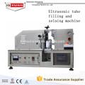 Small Size Semi-Automatic Cosmetic Tail Plastic Tube Sealer Machine